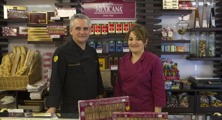 Bienvenidos a Pastelería Delicias